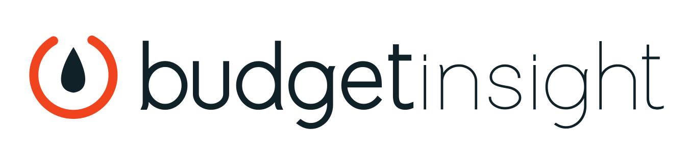 Logo de Budget insight